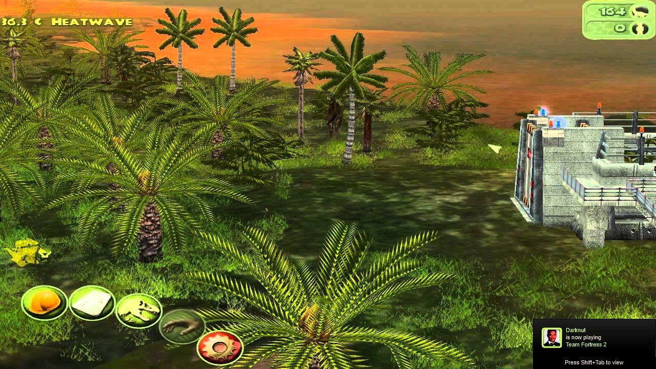 Jurassic Park Operation Genesis Site B Gameplay Youtube