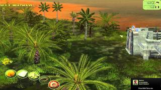 Jurassic Park: Operation Genesis - Site B Gameplay