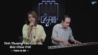 VHOPE | Thánh Ca 510: Tình Thương Yêu Của Đức Chúa Trời - Kim Nguyên | CHẠM - Live Acoustic