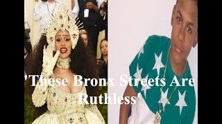 Cardi B Reacts To Bronx Teen's Slaying: 'These Bronx Streets Are Ruthless' (#Justice For Junior)