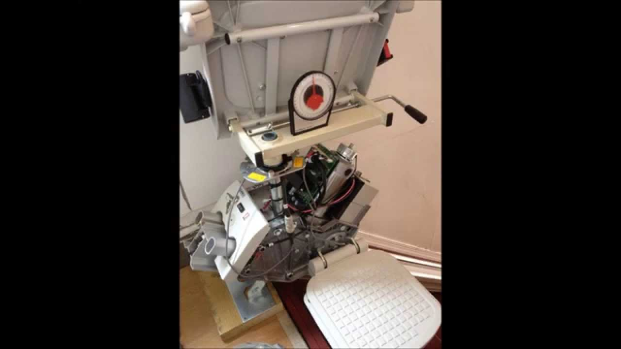 stairlifts repair technician acorn bruno stannah tk excel select bruno stair lift wiring diagram [ 1280 x 720 Pixel ]
