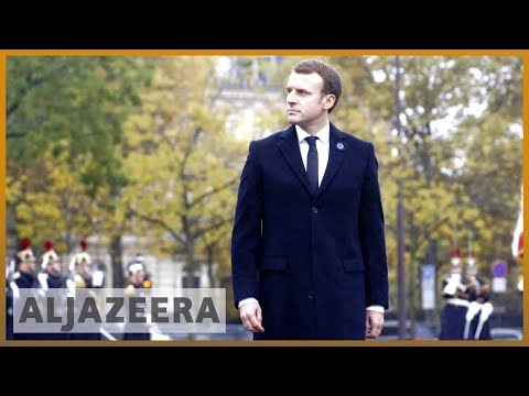 🇺🇸 🇫🇷 Trump to host France's Macron for first state visit to US | Al Jazeera English