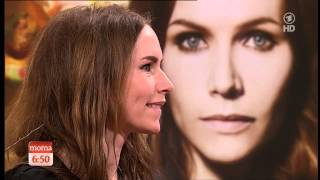 Nina Persson - Interview and performance (ARD Moma 2014)