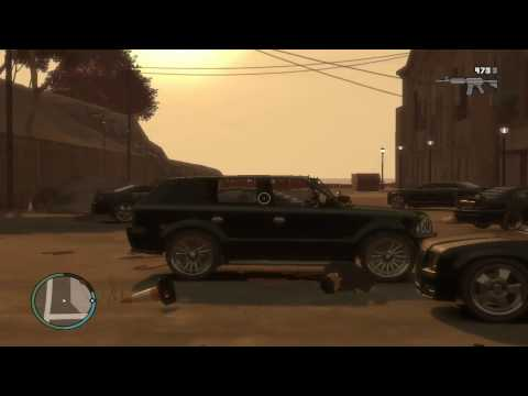 GTA 4 - Final Mission / Revenge Ending - Out Of Commission