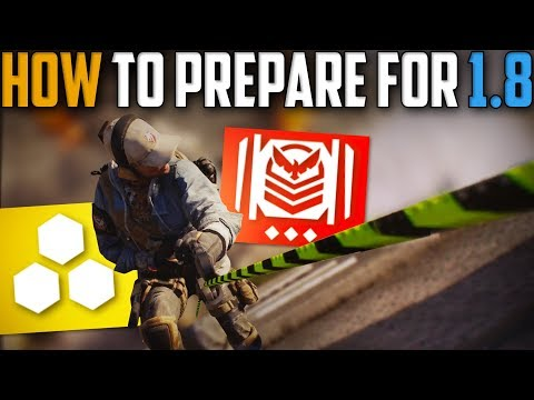 The Division | How To Prepare for Patch 1.8
