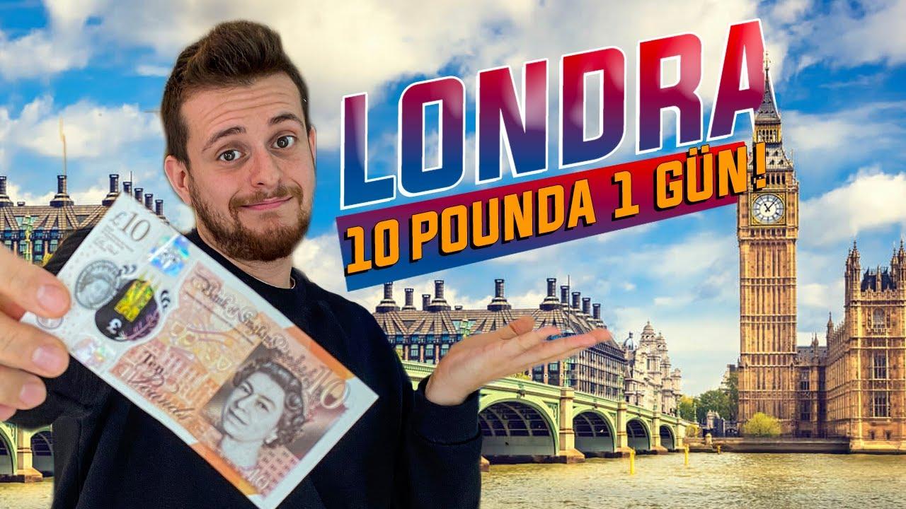 İngiltere'nin BİM'ine Gittim : 1 Pound'a Neler Satıyorlar ! Fiyatlara Şaşıracaksınız !