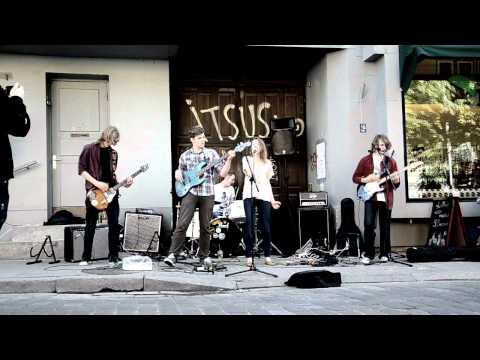 The Kids Aren't Alright (The Offspring) STREET COVER mp3