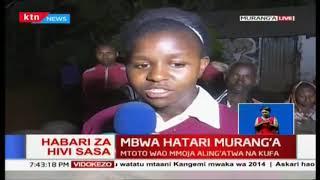 Mbwa hatari Murang\'a: Familia ambayo mtoto wao wa darasa la nane aliuawa na mbwa
