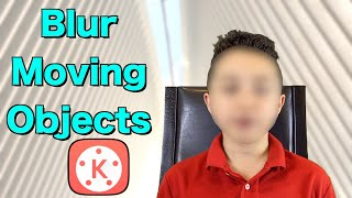 How To Track Blur faces in Video . Blur Moving Objects in Video - KineMaster Tutorial screenshot 5