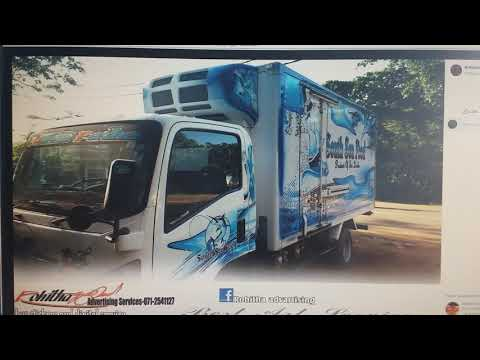 Rohitha ads Bus stickers