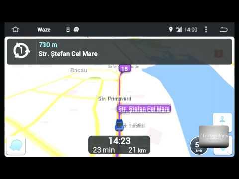 Arnold Schwarzenegger - Terminator voice on Waze GPS