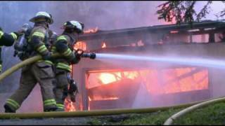 06.19.10 - House Fire, 2239 Forrest Hill Dr. Lower Saucon, PA