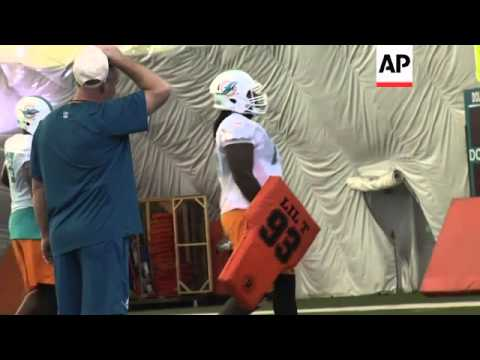 The troubled relationship between Miami Dolphins offensive lineman Johnathan Martin and Richie Incog