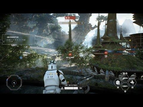 Star Wars Battlefront II: Galactic Assault #10* (Republic) [1080 HD]