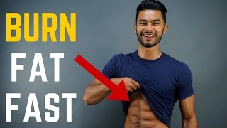 How to Lose Body Fat FAST! | Get Rid of Your GUT!