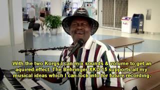 Behringer Ultratone KXD 15 Amp