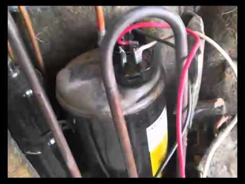 Aire Acondicionado Compresor Sin Condensador No Funciona