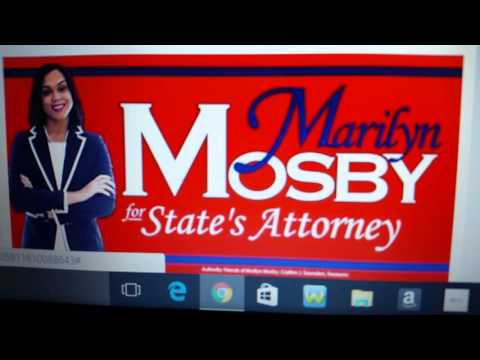 Grand Jury request to Mosby