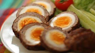 Яйца По-Шотландски.Очень Вкусный Рецепт