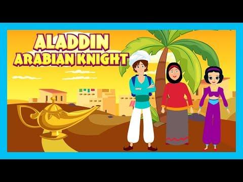 Arabian Knights - Aladdin | Aladdin Story By Kids Hut - Kids Hut Storytelling ||Aladdin Vs His Uncle