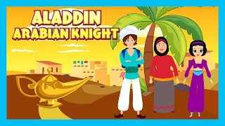 Arabian Knights - Aladdin | Aladdin Story By Kids Hut - Kids Hut Storytelling ||Aladdin Vs His Uncle