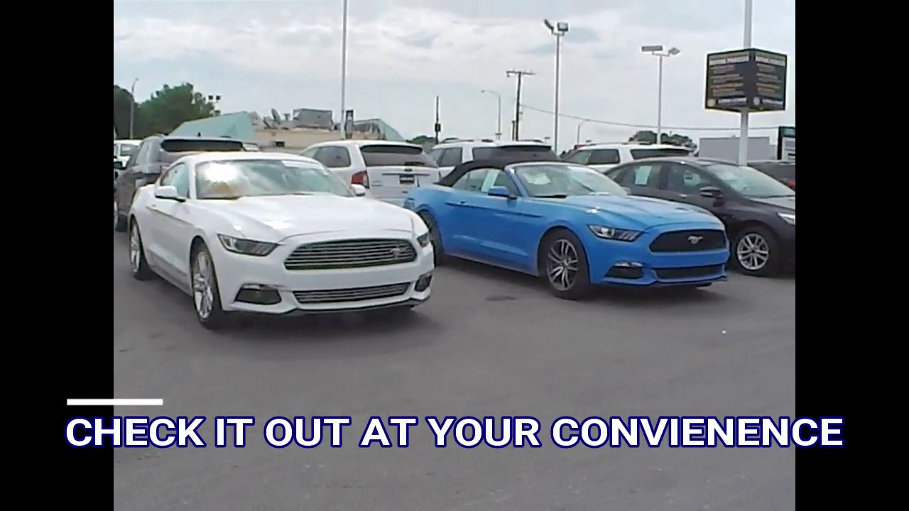 Used Car Inventory At Long Lewis Ford Lincoln Youtube