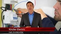Kinzler Electric Reviews -- Residential Electrician in Carrollton, Texas