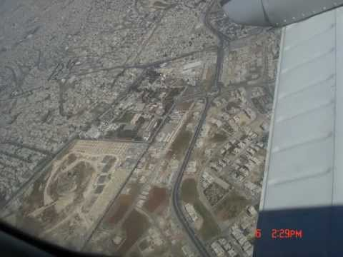 Flying Over Amman With Piper JY-RJF