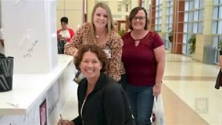 IU Health Bloomington RAHC Topping Off