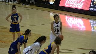 L.N.I. White River Tigers vs Todd County Falcons (Ladys)