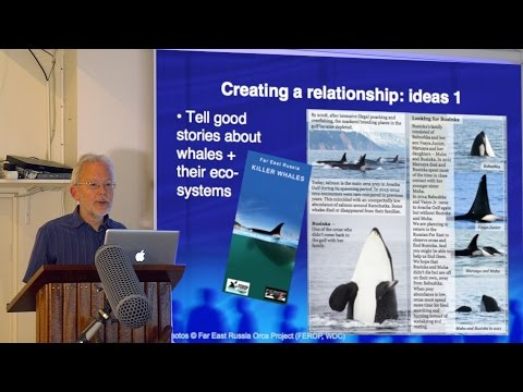 Erich Hoyt:  Whale Watching in Iceland 2015 and Beyond