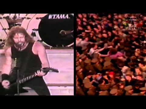 Metallica  Harvester of Sorrow   Moscow  ReEdited + Audio upgrade  1991