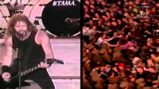 Metallica - Harvester of Sorrow  - Moscow - [Re-Edited + Audio upgrade] - 1991