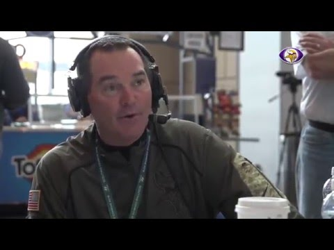 PA & Charch Interview Mike Zimmer at the NFL Combine