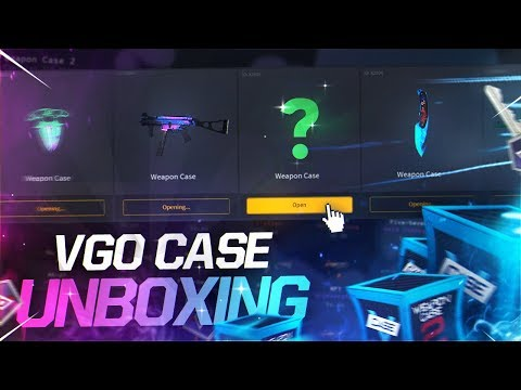 Unboxing 70 VGO SKINS (Weapons Case 2)
