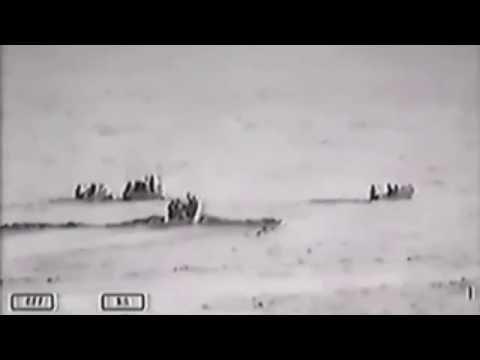 Somali Pirates Mistakenly Attack Naval Vessel In The Dark