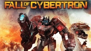 CGRundertow TRANSFORMERS: FALL OF CYBERTRON for PlayStation 3 Video Game Review