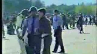 Azerbaijanian Opposition Protest October 17, 2003