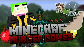 Minecraft - The Hungergames 396 Hij gaat me er af slaan!!