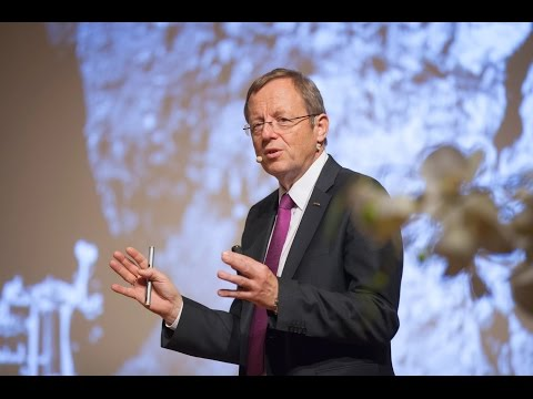 ESA DG Johann-Dietrich Wörner Public Lecture about Space 4.0 at Tallinn Tech