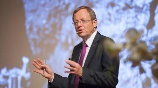 ESA DG Johann-Dietrich Wörner Public Lecture about Space 4.0 at Tallinn Tech