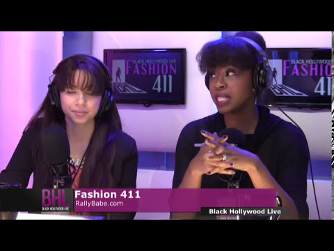 Fashion 411 w/ Katia Nicole for the Week of November 22, 2013 | Black Hollywood Live