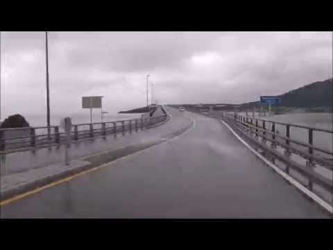 Ålesund to Åndalsnes