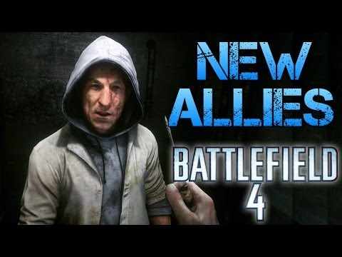 Battlefield 4 - Single Player Campaign -...