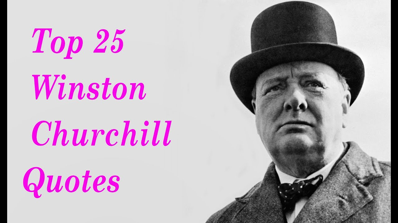 "an analysis of winston churchills famous quote on democracy Winston churchill's quote on democracy ""many forms of government have been tried and will be tried in more on winston churchills quote analysis."
