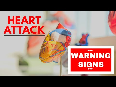 Body Warns 1 Month Before Heart Attack7 Warning Signs YOU MUST KNOW