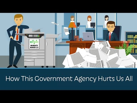 How This Government Agency Hurts Us All