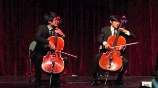 SMOOTH CRIMINAL 2Cellos, MATTHEW John & CHRIS Cho
