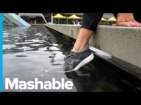 These Shoes Claim to Fix the Worst Part about Walking in the Rain