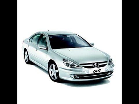 peugeot 607 service manual manuel de reparation manuale di rh youtube com Peugeot 508 Peugeot 407
